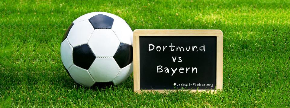 BVB Livestream: Borussia Dortmund vs. Bayern München am 23.11.2013