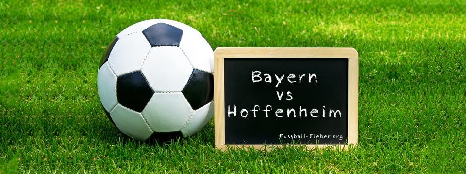 Live-TV: Bayern – Hoffenheim Live Stream