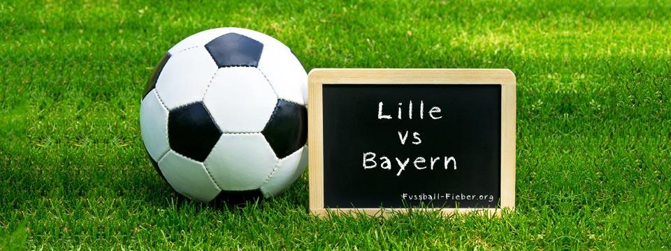 Live Stream: OSC Lille – Bayern München + Radio + Ticker