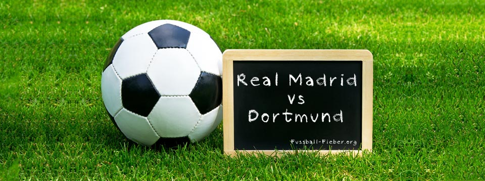 BVB Live-TV: Real Madrid – Dortmund Live Stream 06.11.2012