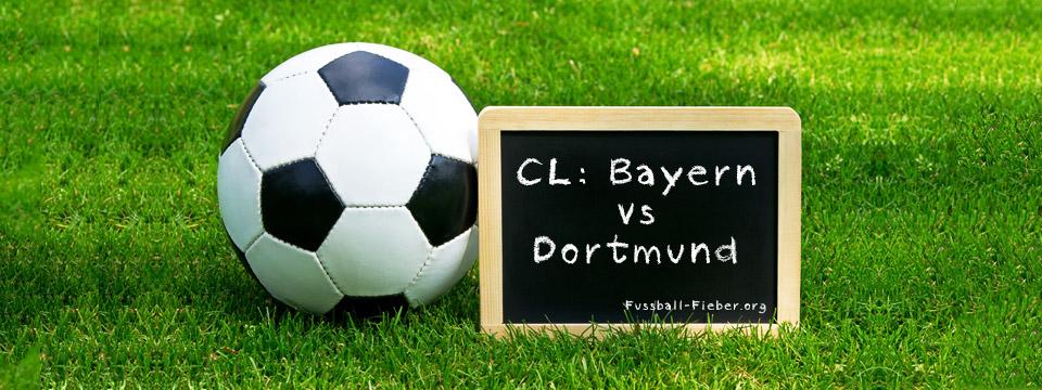 OLÉ OLÉ OLÉ OLÉ Finale OLÉ! CL Live-Stream:  Bayern München vs. Burussia Dortmund